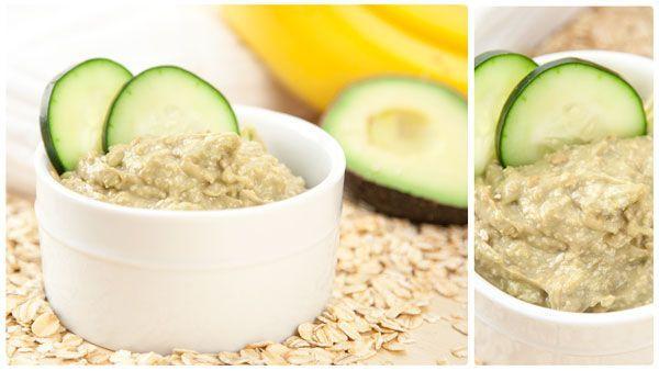 Avocado-Banana Exfoliate Recipe | Blendtec