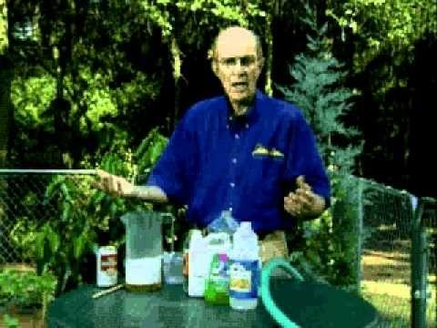 Jerry Baker's Year Round Vegetable Gardening Summer Regular Feedings