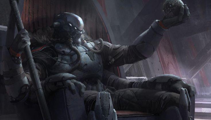 destiny game art | ... Reveals New Destiny Concept Art - Destiny - FPS News - FPS General