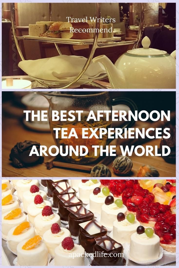 The Best Afternoon Tea Experiences Around The World- The very English treat of afternoon tea is now celebrated around the world from Bali to Birmingham.  Come and join us to explore some of the best afternoon tea experiences around the world.  #afternoontea #foodies #travelfoodies #travelfood