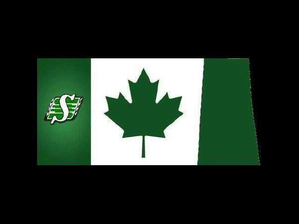 Saskatchewan Roughrider logo