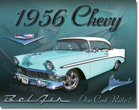 chevy bel air 56 - Google Search
