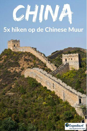 5x hiken op de Chinese Muur, Beijing, China || Expedia Insider Tips