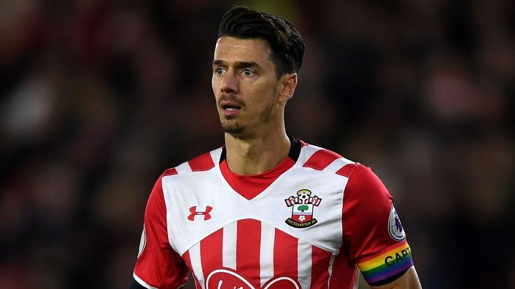 Southampton's Jose Fonte hands in transfer request - director of football