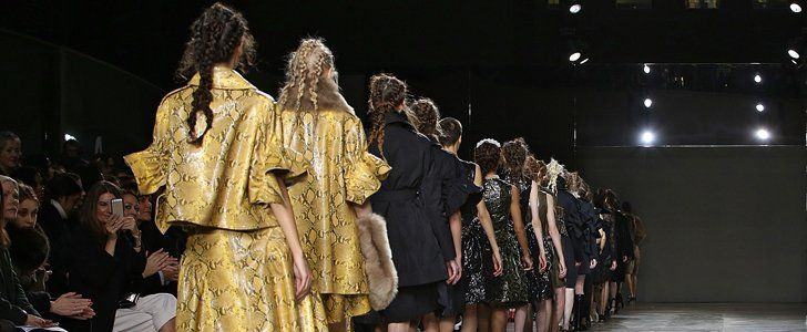 Pin for Later: UK, Yes Way: The Official London Fashion Week Schedule's Here Tuesday, Sept. 16