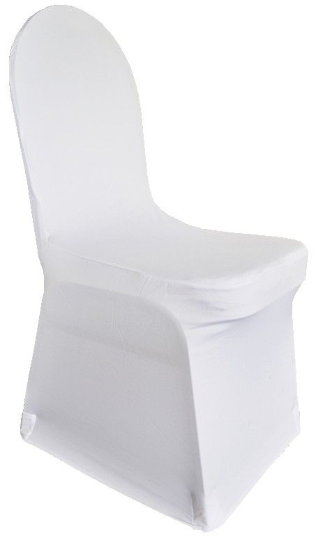 White Spandex Stretch Chair Covers 100 Pc. White Spandex Stretch Chair Covers 100 Pc on Tradesy Weddings (formerly Recycled Bride), the world's largest wedding marketplace. Price $350.00...Could You Get it For Less? Click Now to Find Out!