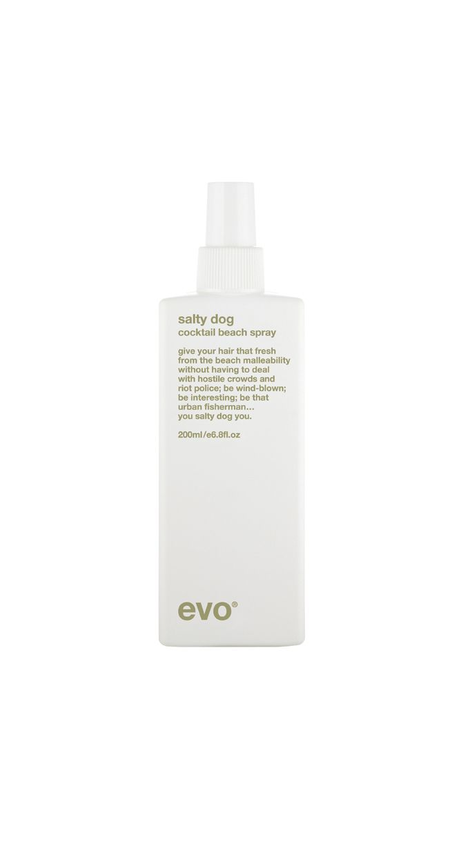 Concept a sea-esque mist designed to give you salty, beach-based texture and a matt finish  Results fresh from the beach malleability, salty texture and fullness with a soft matt finish  Recommended For all hair types. www.mediamakeupstore.com #MediaMakeupAU #EvoHair