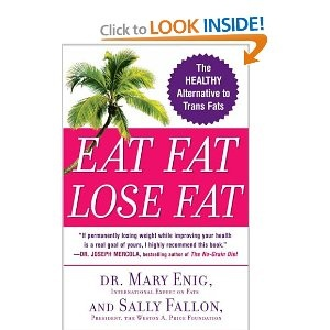 Eat Fat, Lose fat.
