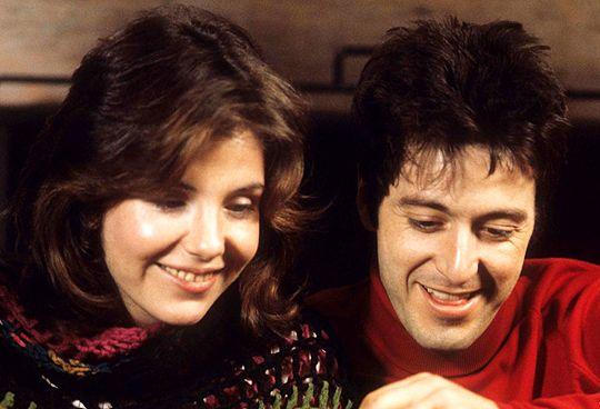 Jill Clayburgh and Al Pacino