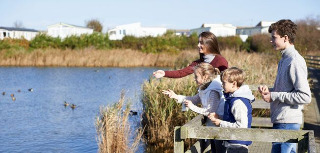 Church Farm is Haven's picturesque holiday park in the West Sussex countryside near Pagham. Currently there's a 25% discount on all 2017 Haven breaks (posted 31.12.16)