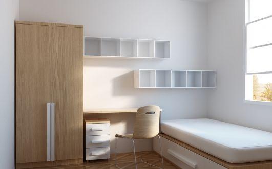 35 Minimalist Bedroom Design For Smal Rooms - The Best Home Interior Design Blogs