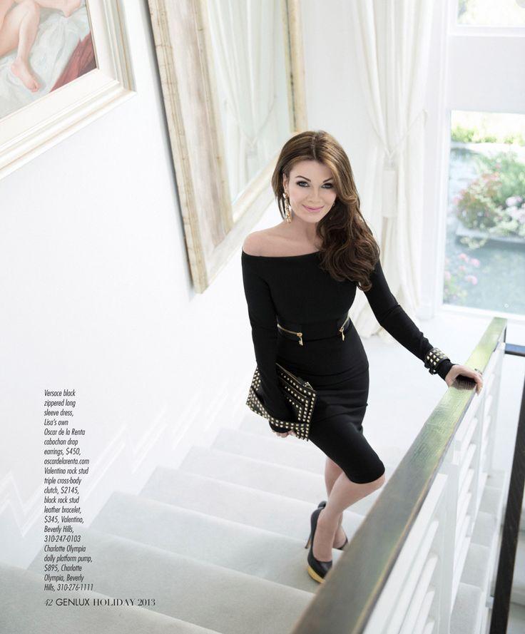 To look like that when I'm that age! Lisa Vanderpump.#fabulous