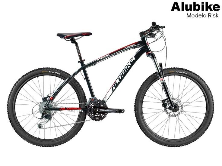 Bicicleta Alubike  Modelo Risk  #bicicletas #Alubike #hardatail #Mtb www.alubike.com.mx