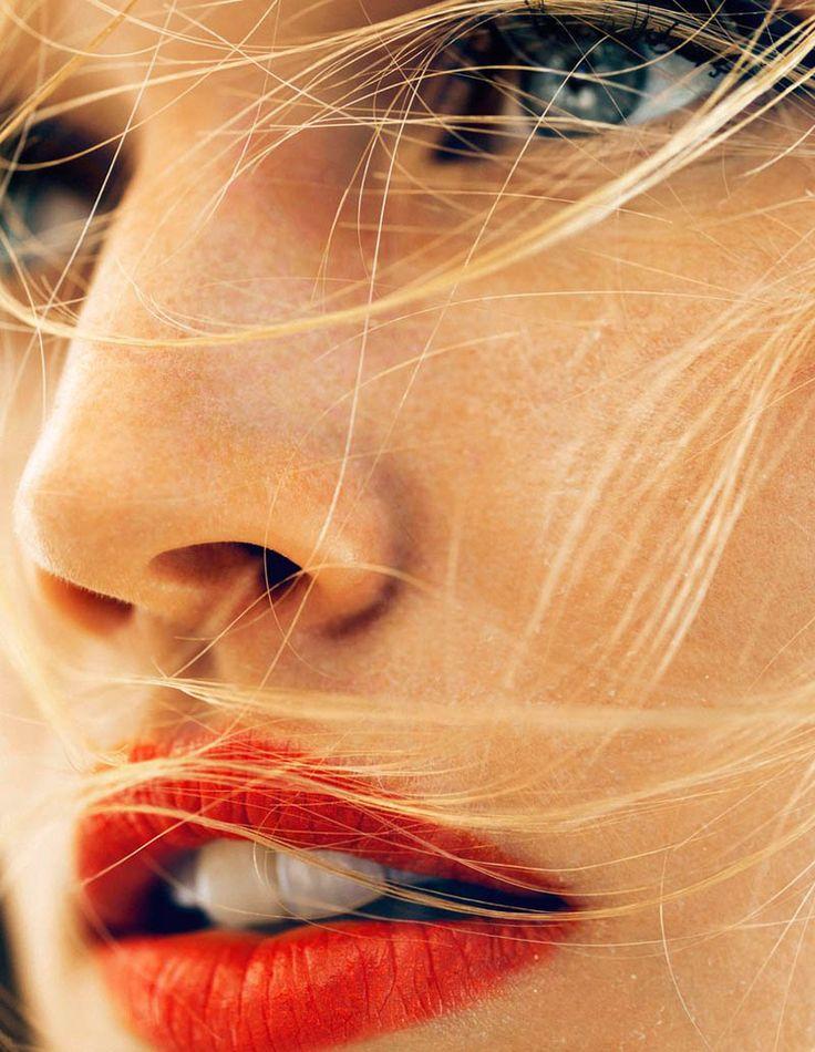 """Life in pics: Editorials: """"Cap sur l'été"""" - Toni Garrn by Nico"""