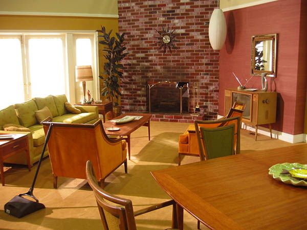 1960s living room 235 best images about dolls house inspiration on 10390