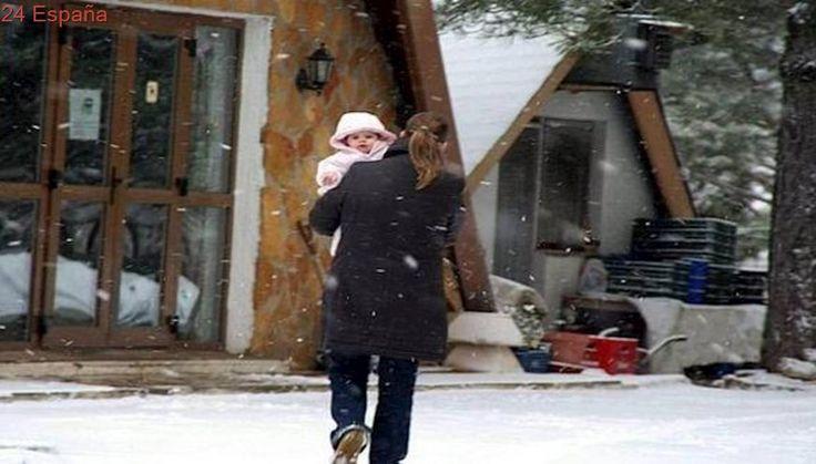 El tiempo en Valencia: las temperaturas se desploman hasta los 1,5 grados negativos en Fredes