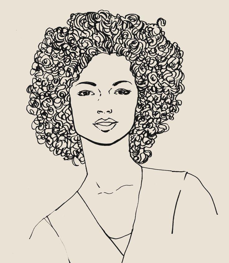 'Sara' illustration by Giulia Benaglia