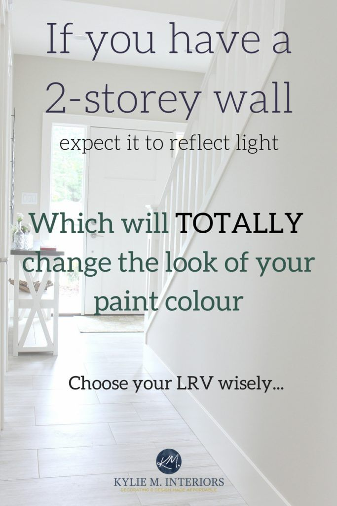 2 Storey, Tall Walls U2013 The Best Painting Tip Youu0027ll Ever Get