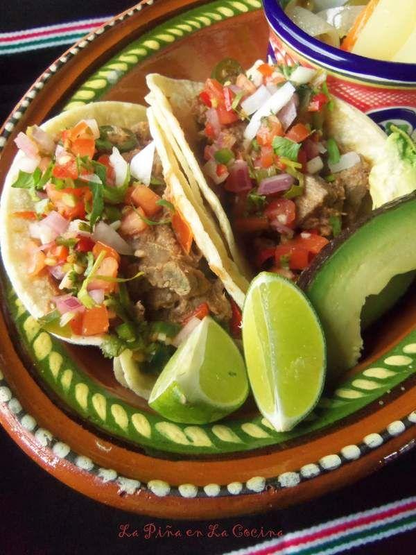 Tacos De Lengua Beef Tongue Tacos Rumba Meats