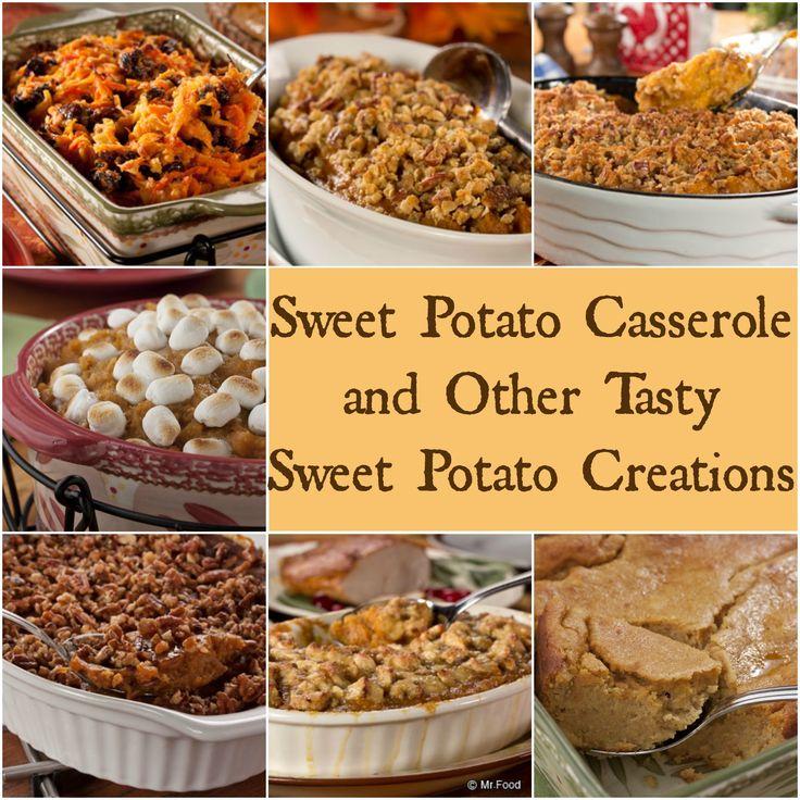 12 sweet potato casseroles and other sweet potato recipes - Halloween Casserole Recipe Ideas