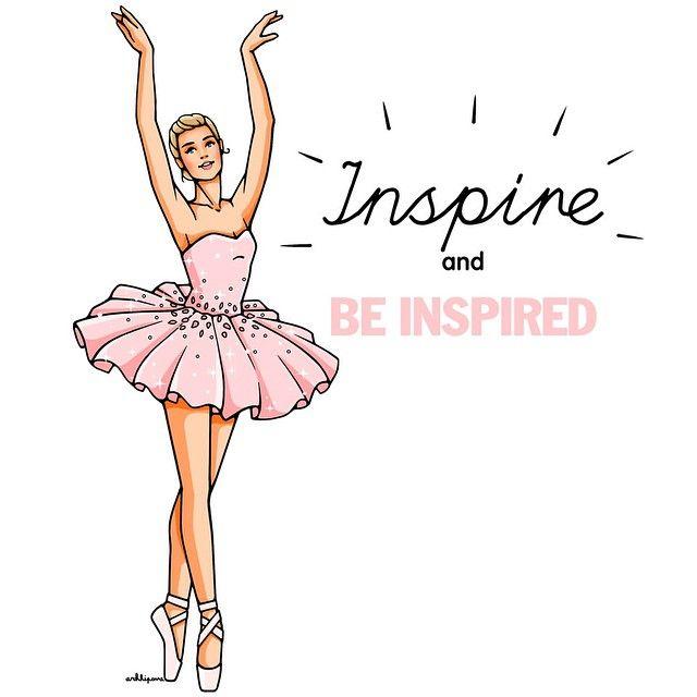 """""""Inspire and be inspired!""""✨ #girlsinbloom #illustration #fashionillustration #вдохновение Кейс с этой иллюстрацией можно заказать на сайте или по телефону +7 910 013 74 13 (SMS/WhatsApp). #girlsinbloom_case #балет #нежность #балерина #иллюстрация #москва #ноябрь #осень"""