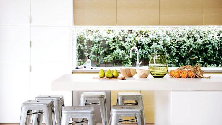 the best white kitchens: stunning designs