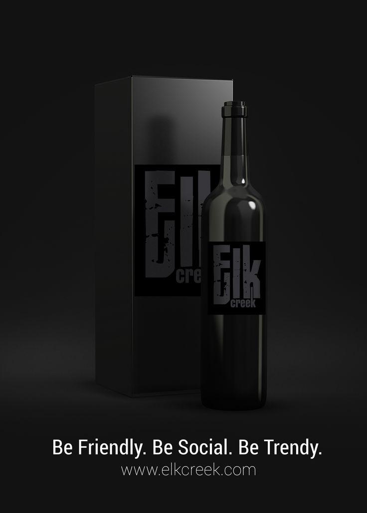 Elk Creek Rebranding Concept