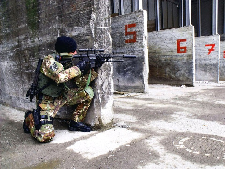Airsoft Woodland Camo Loadout The Airsoft Black Guar...