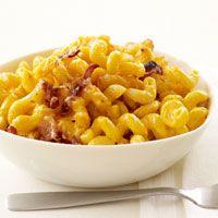 omg: Macaroni And Cheese, Mac Cheese, Side Dishes, Bacon Mac And Chee Recipes, Mac N Cheese, Chee Macaroni, Comforter Food, Macaroni Cheese, Cheese Recipes