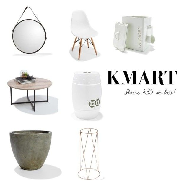 """KMART Edit //"" by ninon91 ❤ liked on Polyvore"