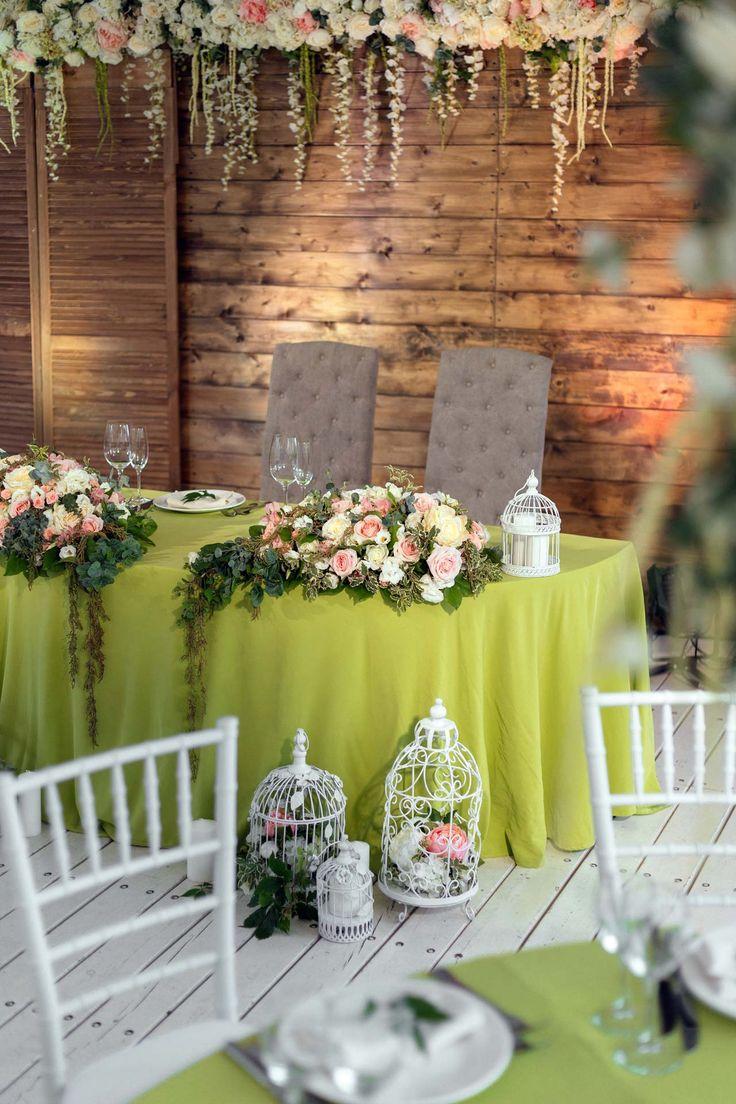 Прогнозы на свадебный сезон 2017: новый цвет – зеленый · NEVESTA.MOSCOW
