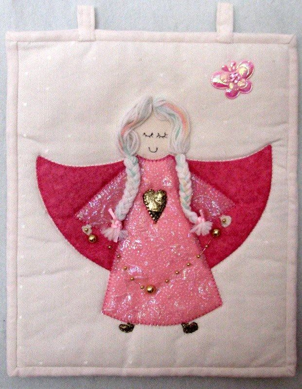 Christmas Angel - Carol's Quilts