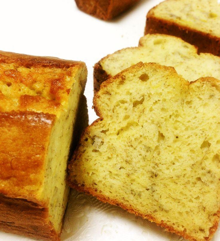 ☆殿堂入り☆レシピ本掲載大感謝☆混ぜるだけ!簡単なのにまるでお店のケーキのようなしっとりバナナケーキ♪