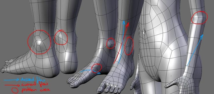 Body model critique