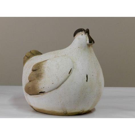 Keramikhenne – Hühner – # Huhn # Hühner #Keramik   – Keramische Kunst