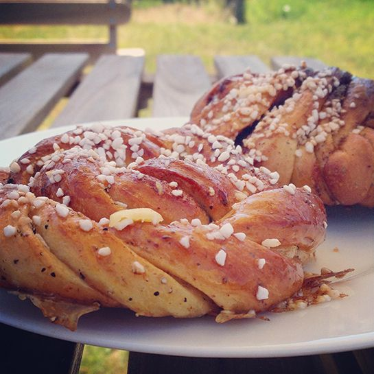Själsö bageri, Gotland – Gotlandstips.se  #gotland #gotlandstips #sweden #swedishcinnamonbuns #cinnamonbuns