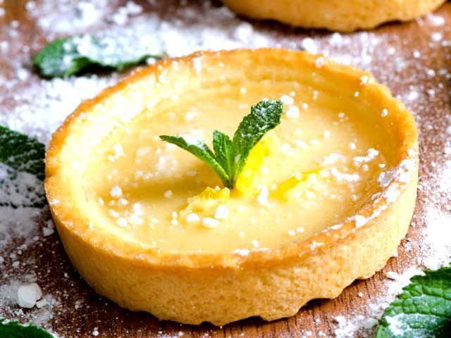 Lemon Tart - NDTV
