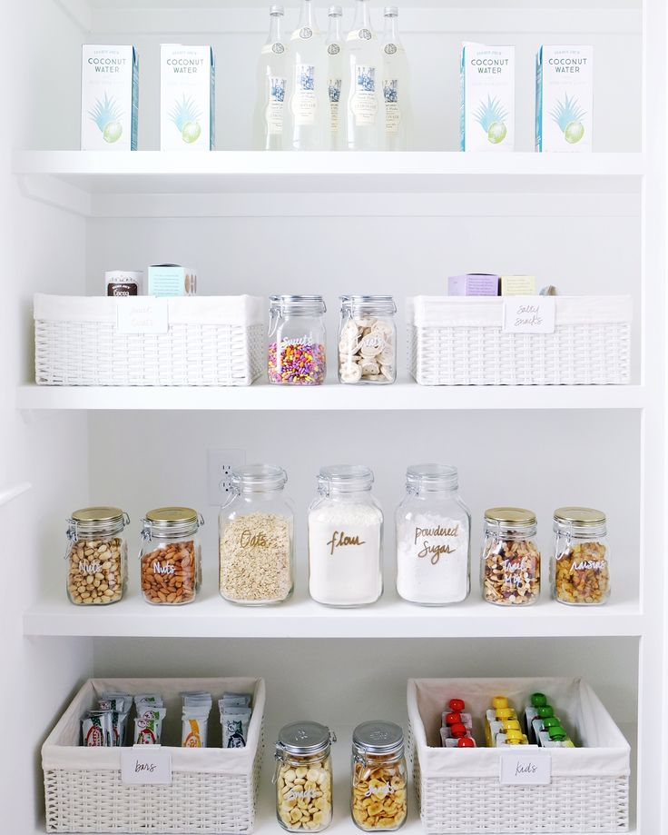 Pantry focal wall  #thehomeedit