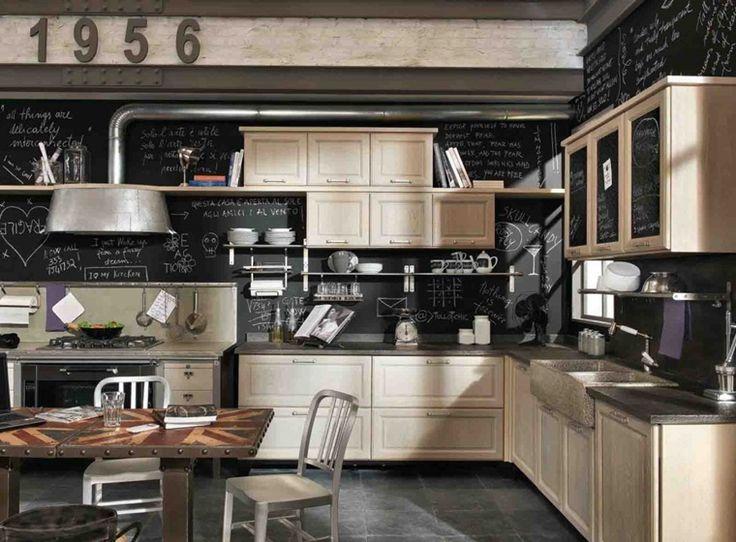 vernice magnetica effetto lavagna ideale per la cucina