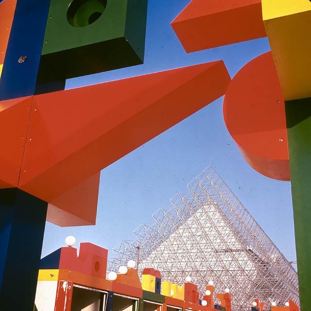 Gyrotron at Expo 67.