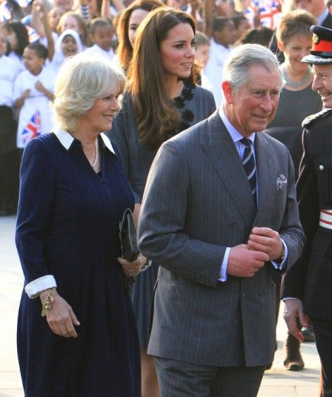 Is Kate Middleton Next? Plot To Kill Prince Charles And Camilla Parker-Bowles Uncovered
