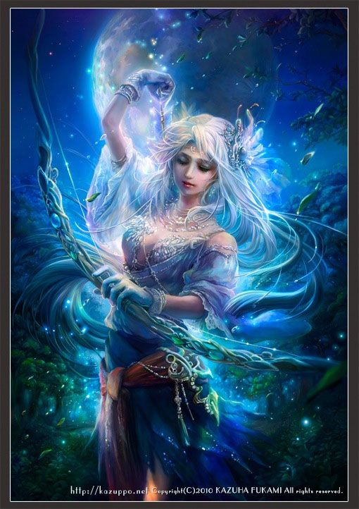 Artemis (Diana) - Greek Goddess of Mountains, Forests and ...