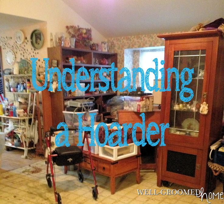 Understanding the way a hoarder thinks can help you be compassionate without being enabling