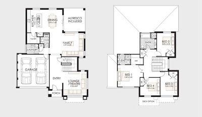 17 best images about planos on pinterest house plans - Distribucion de casas ...