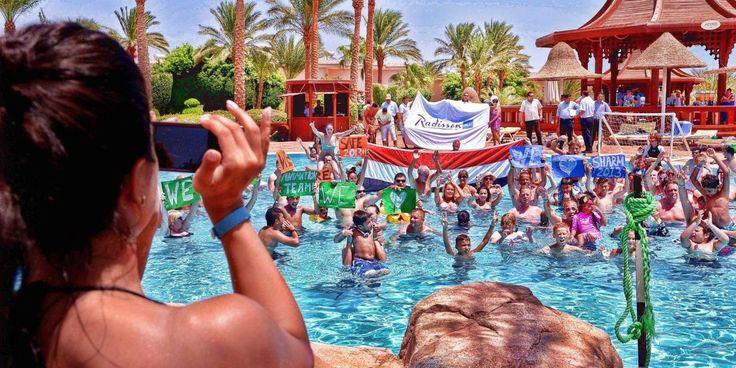 Revelion 2018 in Sharm El Sheikh din Egipt la Hotel Radisson Blu de 5 stele