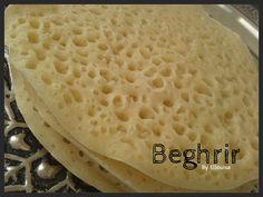 Ellouisa: Beghrir (gringo/hatita) - Marokkaanse gaatjespanne...