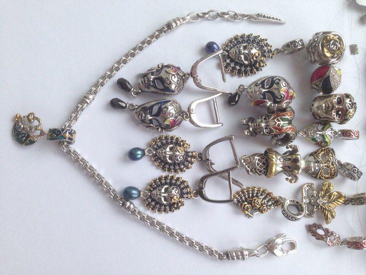 """Рубрика """"Мой первый браслет Diamare"""", чудесная фотография от нашей покупательницы Екатерины Ковалёвой."""