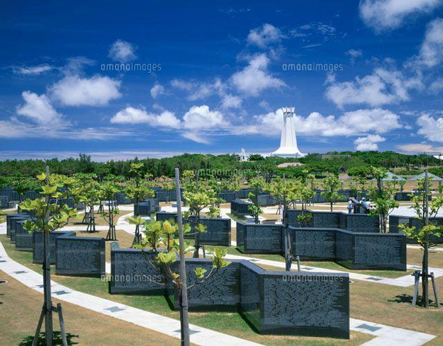 #Okinawa #memorial 平和祈念公園の平和の礎 糸満市