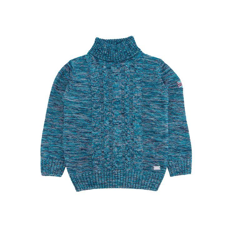 та модель свитера для мальчика отличается модным дизайном с оригинальным узором. Удачный крой обеспечит ребенку комфорт и тепло. Края изделия обработаны мягкой резинкой , горло - высокое, поэтому вещь плотно прилегает к телу там, где нужно, и отлично сидит по фигуре. Натуральный хлопок в составе пряжи обеспечит коже возможность дышать и не вызовет аллергии.
