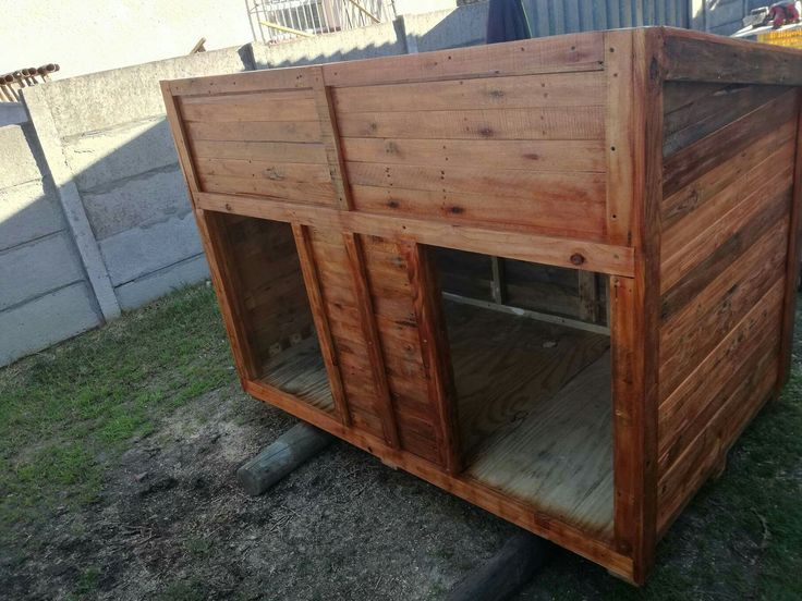 Double dig kennel